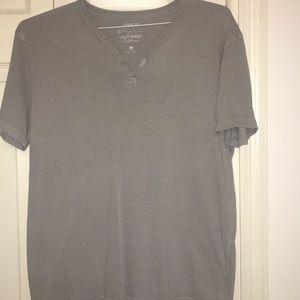 Bundle gray and blue T- shirts